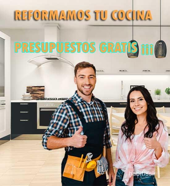 Precio reforma cocina en