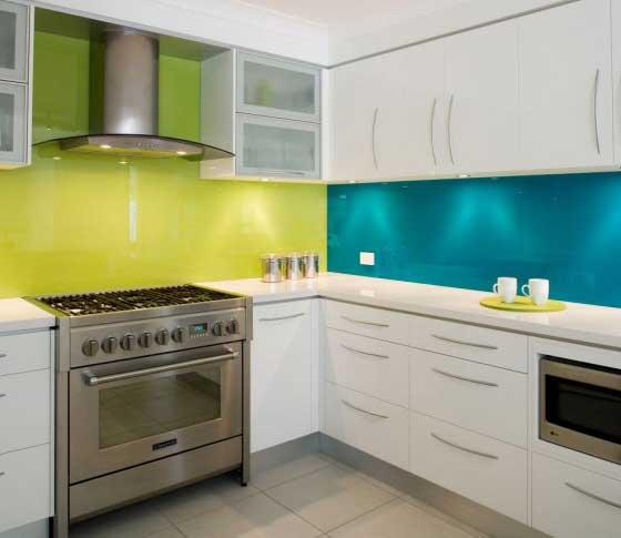 Sólo necesita cambiar el color y el estilo de su cocina