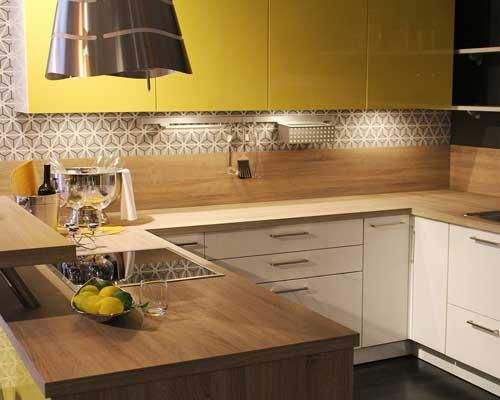 """Al diseñar una cocina, los profesionales tienen en cuenta el llamado """"triángulo de trabajo"""""""